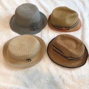 4 hats Nine & Company Merona D&Y Target
